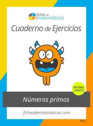 ejercicios de números primos pdf