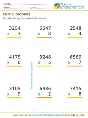 multiplicaciones fáciles