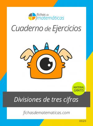 divisiones de tres cifras pdf