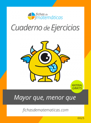 mayor que menor que pdf