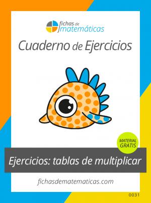 ejercicios tablas de multiplicar pdf