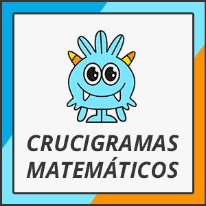 crucigramas matemáticos