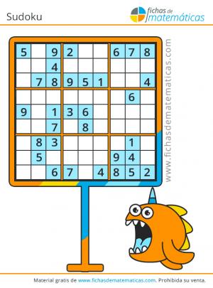 sudoku faciles