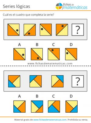 juego de lógica de secuencias