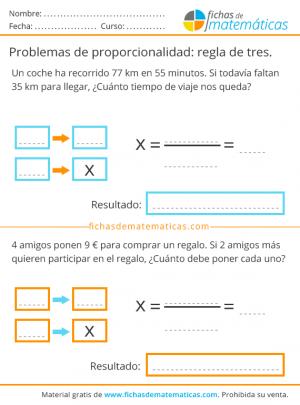 problemas regla de 3 pdf