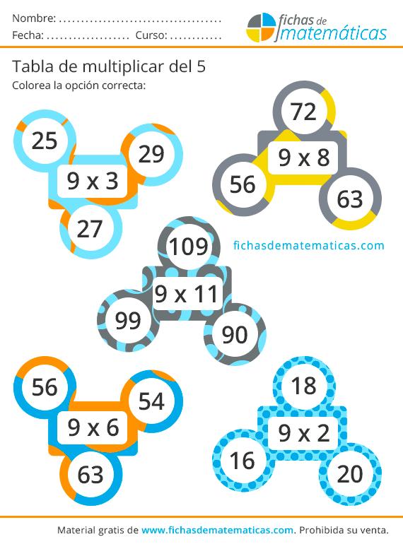 fichas tabla 9 pdf